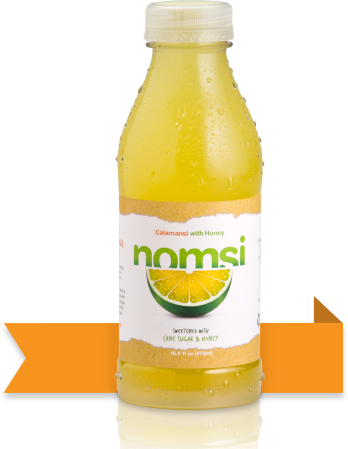 A bottle of nomsi